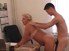 Mature Russian And Her Staff member Fuck