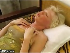 OldNanny Sexy  Granny Mature And Sexy Young Girl Enjoying Orgasm