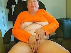 Granny Masturb to a Webcam R20