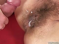 My Hairy Creampie 19 – Sc. 2 (Mature Patris)