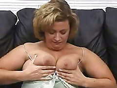 Horny Mature Woman Fucks Herself With Successfully Sex Toy
