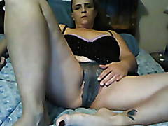 Adult Derty White Lady Not susceptible Webcam Flashed Her Dirty Twat