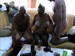 Full-grown Bisexual Threesome