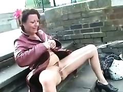 Mature British Woman Pissing In Invoke occasion
