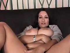 Mature Arab Fingering Her Prudish Pussy