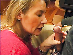 We Got Together And Fed Sexy Mature Mommy With Dicks