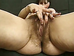 Extreme Fisting Of My BBW Mature French Fuck Buddy