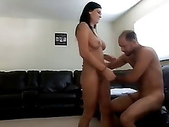 I give a facial to brunette layman gripe after fucking