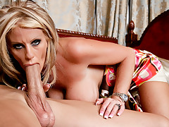 Olivia & Chris Johnson in My Friends Hot Mother