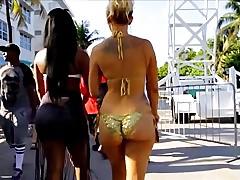 sexy big asses walkig 2014