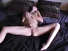 Homemade masterbation porn with me fretting my clit