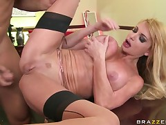 Ramon shot at hot sex with blonde Taylor Wane