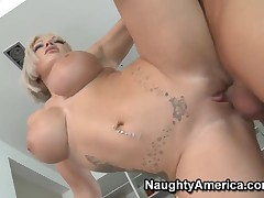 Prexy Brooke Jameson gets banged by Christian