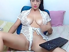 wondertits1 intimate record on 01/21/15 22:13 from chaturbate