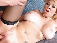 Charlee Chase & Bruce Venture on every side My Friends Hot Mammy