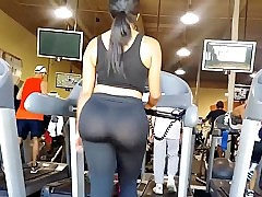 obese booty handy gym