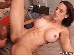 Busty mother Mrs. McKenzie object fucked