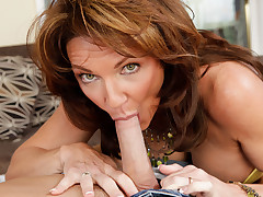 Deauxma & Daniel Hunter in Seduced off out of one's mind a Cougar
