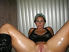 My hawt mother i'd like on touching fuck is looking outstanding when this honey greases up