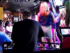 Sexy blonde shaking her fat ass at be imparted to murder club