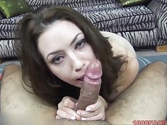 Milf Sarah Shevon Slobbers On Weasel words And Gets Huge Facial