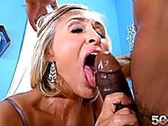 Gorgeous Mature Anal With Bbc