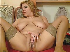 Blond Milf Cam