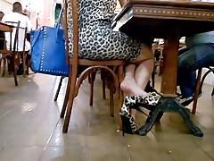 Sexy leopard bitch!