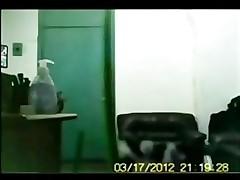 pastor fucks 2 girls in his office