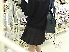 UP skirt!
