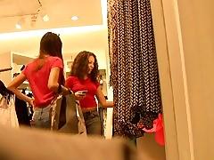Two Cute Latina girls Shoppin' (Graz 10)
