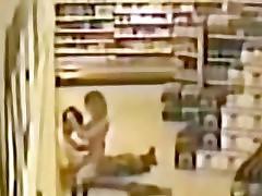 supermarket hidden cam
