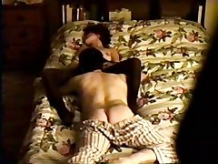 Wife fucked on hidden camera home video