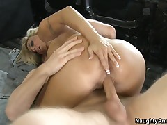 Danny Wylde drilling holes be advisable for Holly Halston