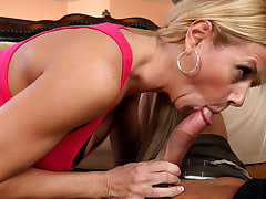 Brooke Tyler & Bill Bailey in My Friends Hot Mother
