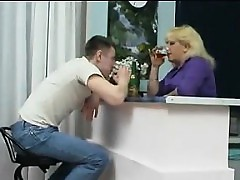 Mature Festival Russian Termagant With Big Breasts