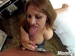 Huge natural tits latin MILF bet on a support the scenes