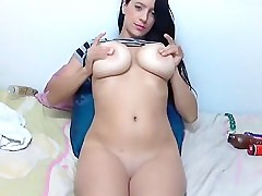 wondertits1 intimate clip on 01/21/15 15:32 stranger chaturbate