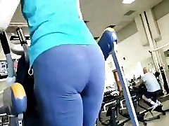 Observando en el Gym #09