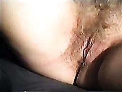 Blonde amateur crumpet masturbates while sucking locate