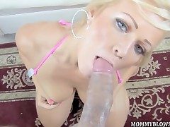 Busty Blonde Milf Austin Taylor Loves To Drag inflate Cock