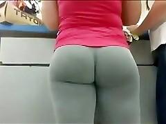 Brazilian legging pants in store.