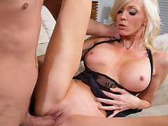 Demi Dantric & Xander Corvus around My Friends Hot Mom