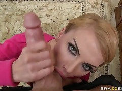 Johnny Sins goes through puffy lips be worthwhile for Taylor Wane