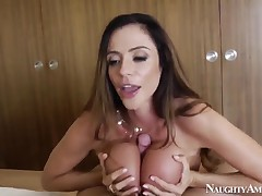 Ariella Ferrera, all right hot Danny Wylde