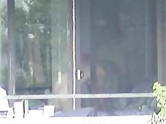 Fucking Neighbors - Plate glass Peeping