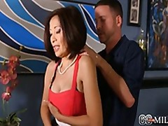 Mature Asian Kim Anh Anal