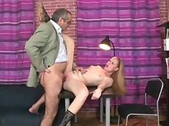Dirty Secretary Oksana Has Bumped Apart from Her Of age Tricky