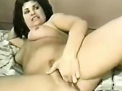 Matured Woman Gets Cum In Her Classic