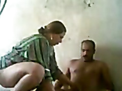 Mould Side Fucks One Matured Chubby Arab Prostitute At The Whore House